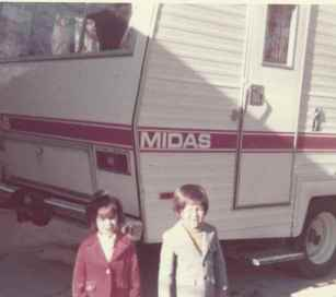 Midas RV road trip