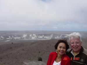 Big Island, Volcanoes National Park, Caldera