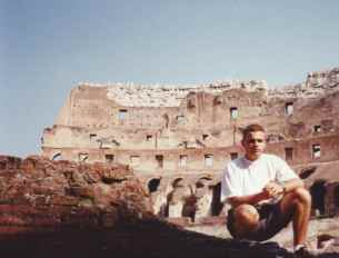 Coloseo Rome Italy