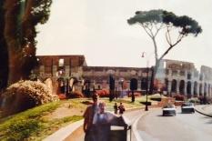 Coloseo, Roma, Italia