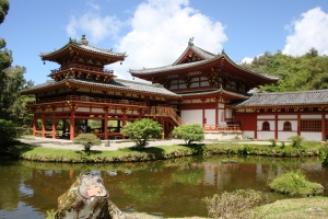 Byodo-In Temple, Valley of the Temples Memorial Park, Oahu