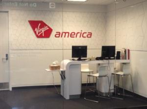 Virgin America Baggage Services