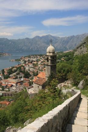 Sveti Ivan Fortress, Kotor, Montenegro