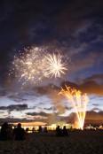 Hilton Hawaiian Village Fireworks
