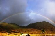 Western shore of Oahu