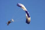 Skydive Hawaii Landing