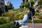 Lombard Street, San Francisco, California