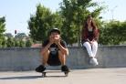 Dublin Skate Park, Dublin, California