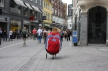 Backpack, Copenhagen, Denmark