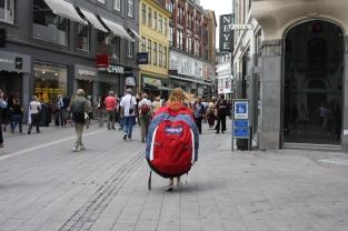Backpack, Copenhagen, Denmark