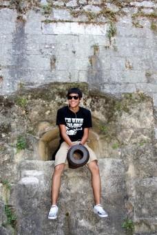 Cannon, Dubrovnik, Croatia
