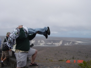 Volcanoes National Park, Big Island, Hawaii, Human Sacrifice
