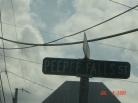 Funny street names, Oahu, Hawaii, Peepee Falls