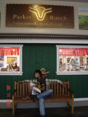 Parker Ranch, Waimea, Hawaii