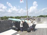 Castillo de San Marcos, St. Augustine, Florida, Indian Trace Elementary Field Trip