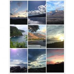 Maui sky glory