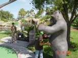 Fort Myers Beach, Florida, Mini Golf