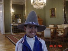 Bavaria, Germany, Tyrolean Hat, Bavarian Hat