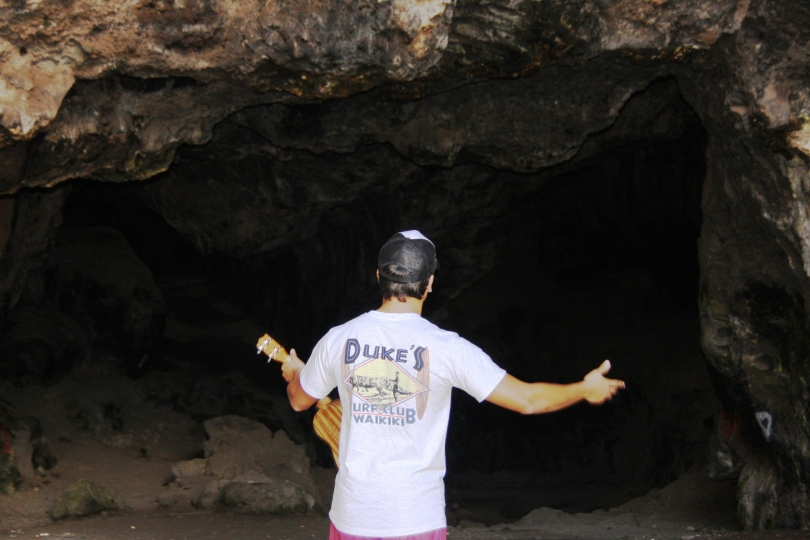 Hawaii, Caves