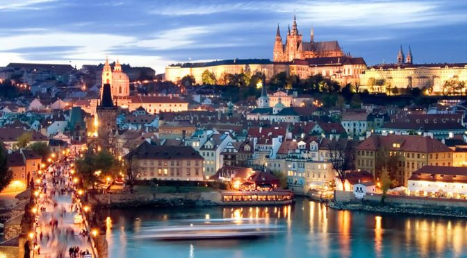 And the winner is……. Prague!