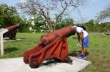 Fort Fincastle, Nassau, Bahamas
