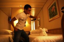 Towel Animal, Royal Caribbean Cruise Lines,