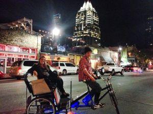 Austin Pedicab