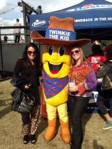 Twinkie the Kid at Fun Fun Fun Fest