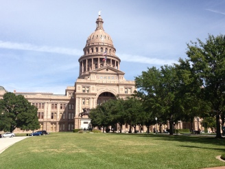 Austin, Texas State Capitol