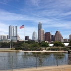 Lady Bird Lake, Austin, Texas