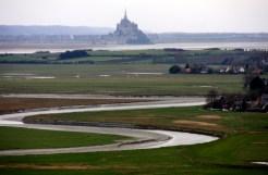 Le Mont St. Michel, Normandy