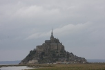 Le Mont St. Michel from Avranches