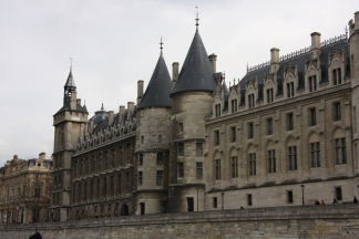 View from Seine River Cruise