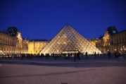 The Louvre, Paris, France