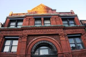Cotton Exchange, Savannah, Georgia