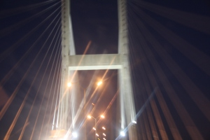 Talmadge Memorial Bridge, Savannah, Georgia