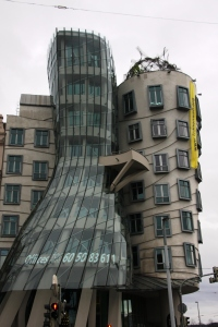 Dancing House / Fred & Ginger, Prague