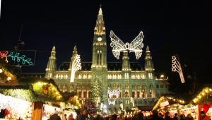 Christkindlmarkt am Wiener Rathausplatz