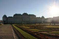 Hofburg Palace Gardens