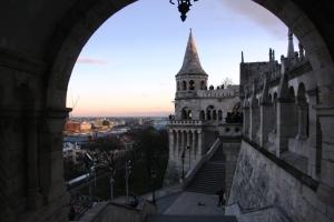 Fisherman's Bastion, Budapest