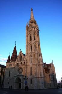 Matthias Church (Matyas Templom), Budapest