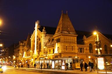 Great Market Hall (Nagy Vasarcsarnok)
