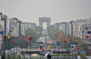 Arc de Triomphe / Champs-Élysées