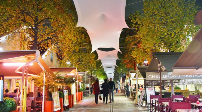 Bercy VIllage, Paris